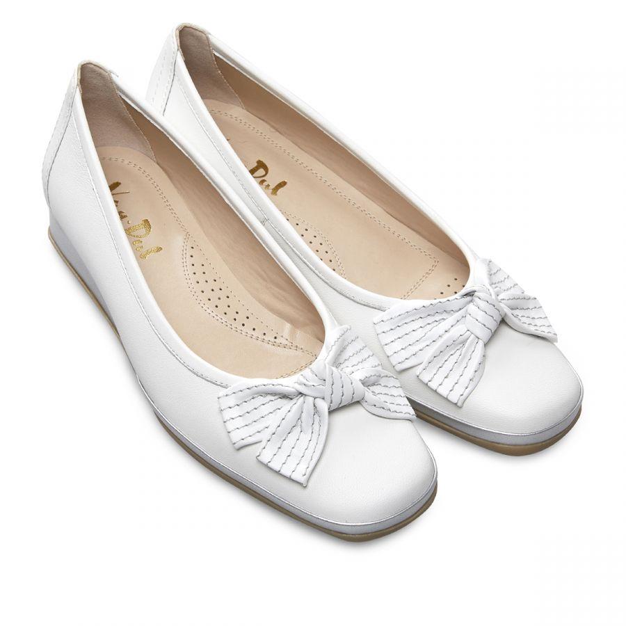 Barbados II - White / Silver