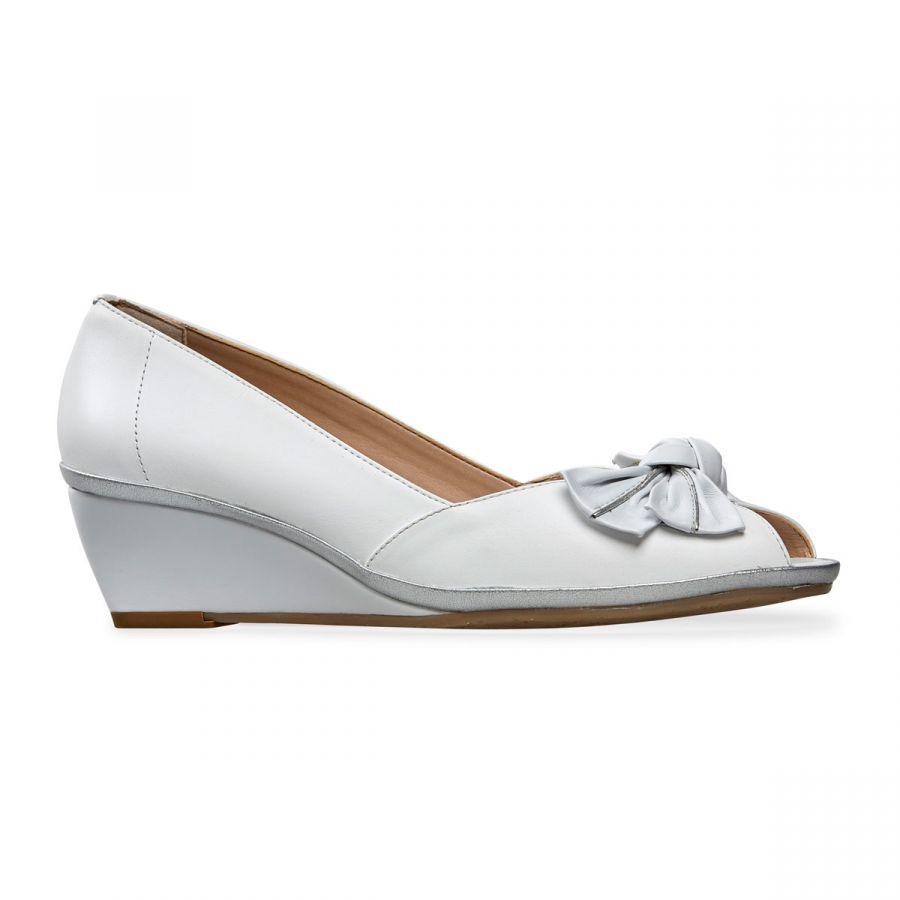 Florida II - White / Silver