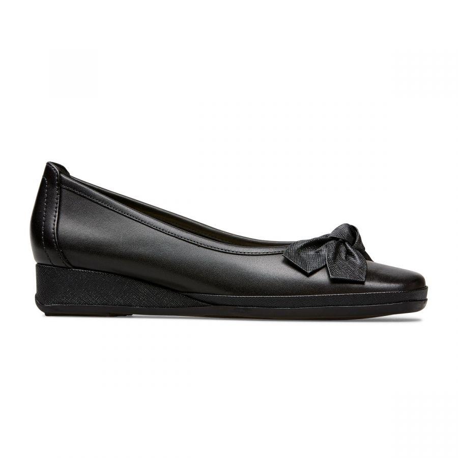 Barbados II - Black / Saffiano