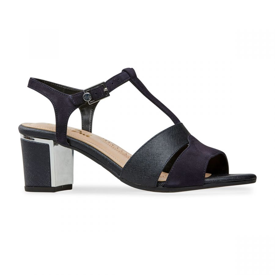 Forster - Midnight Suede