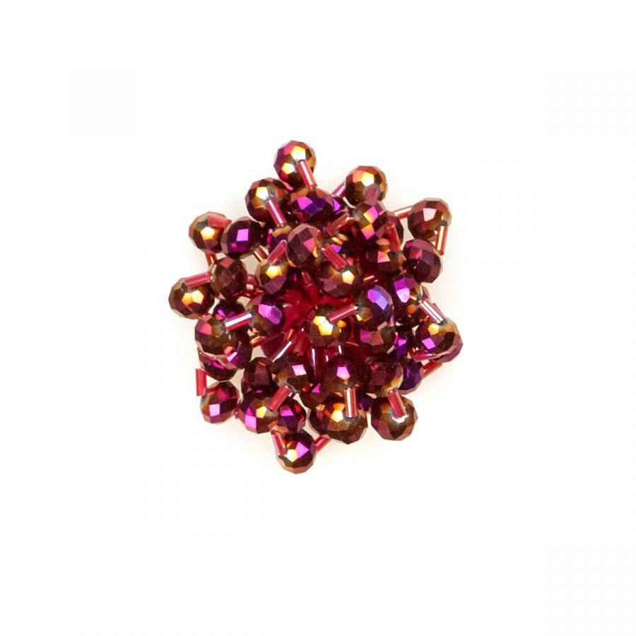 Stella - Garnet Beads
