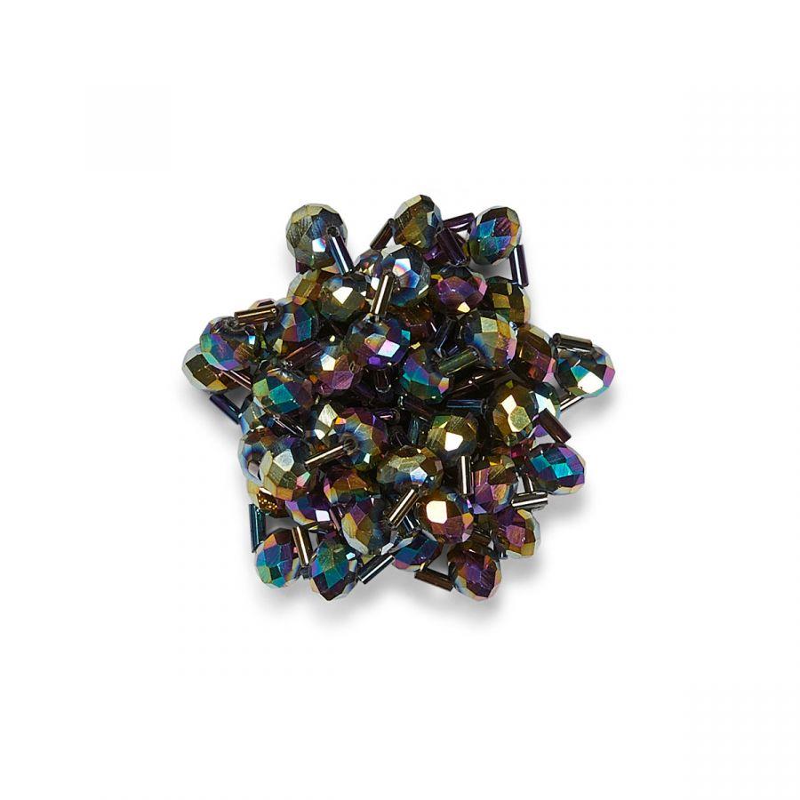 Stella - Petrol Beads