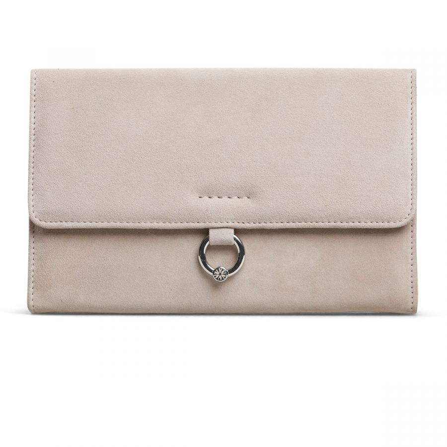 Hebe - Fawn Suede