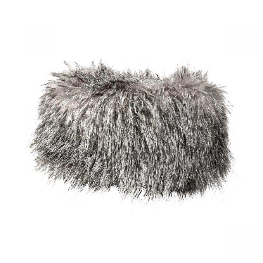Roxie - Black/Grey Fur