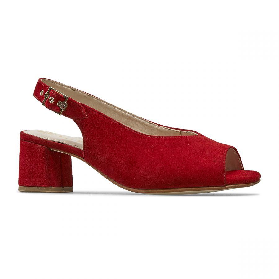 Rainier - Poppy Red