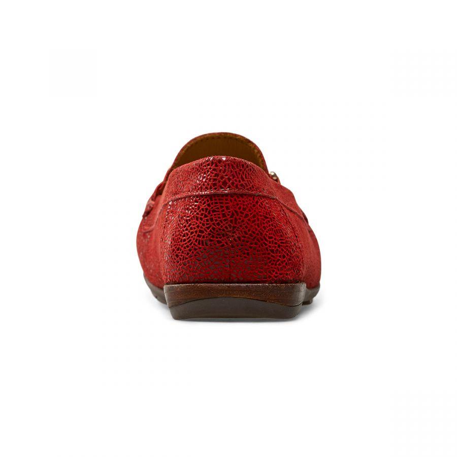 Bliss - Poppy Red Crackle