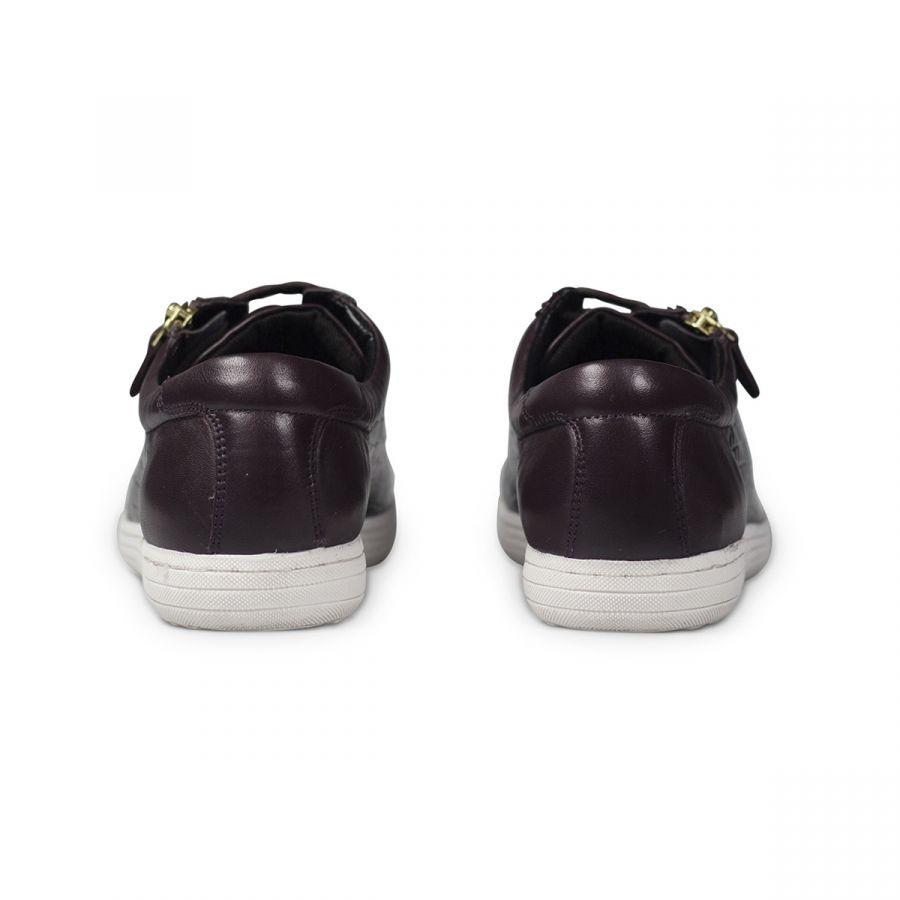 Detroit - Damson Leather / Croc