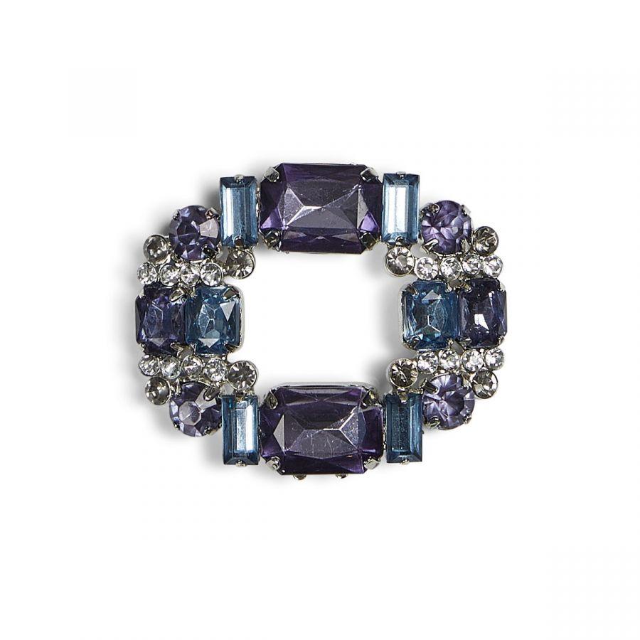 Esmeralda - Antique Blue