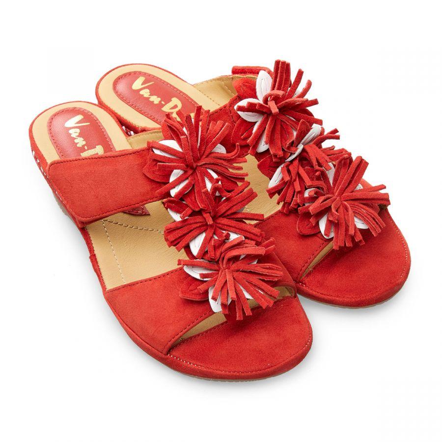 Maden - Poppy Red
