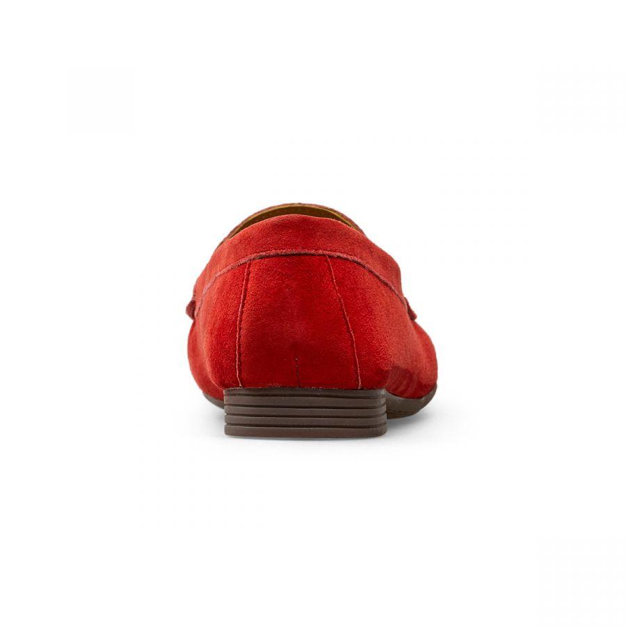 Beech - Poppy Red