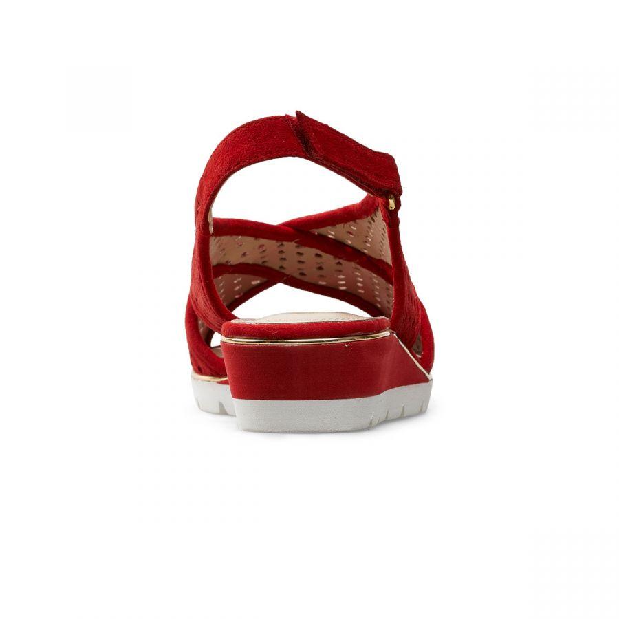 Elan - Poppy Red