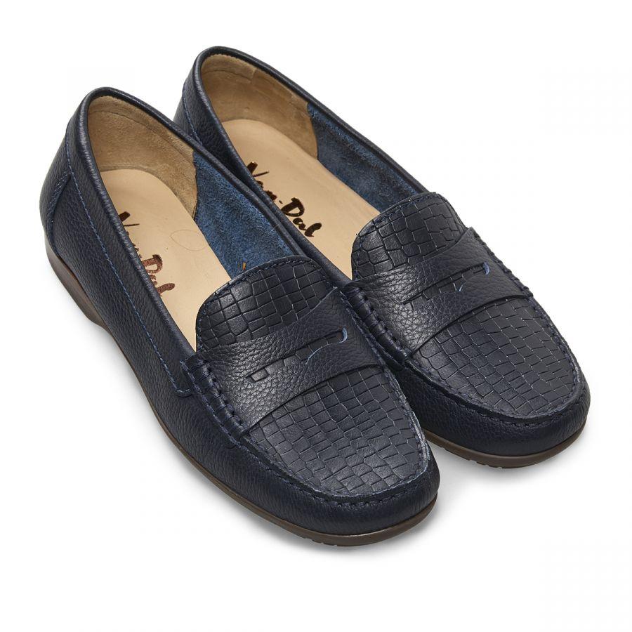 Helen - Elba Blue / Croc