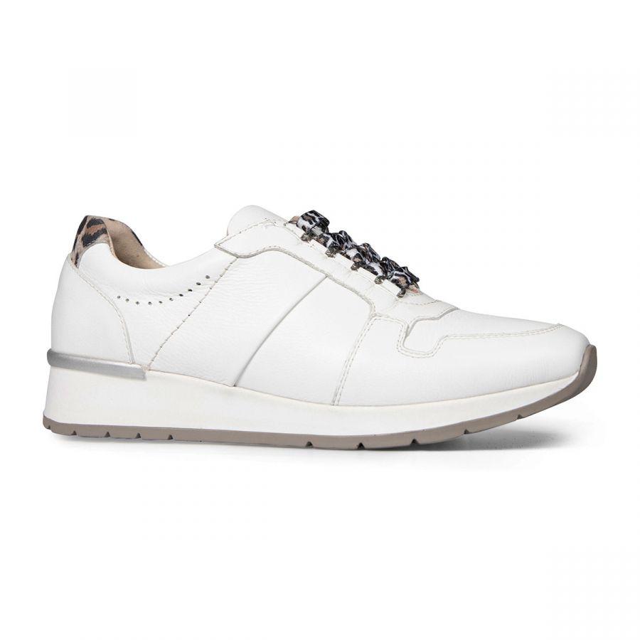 Reydon - White Leather