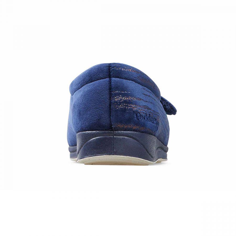 Padders Hug Slippers - Navy Feature