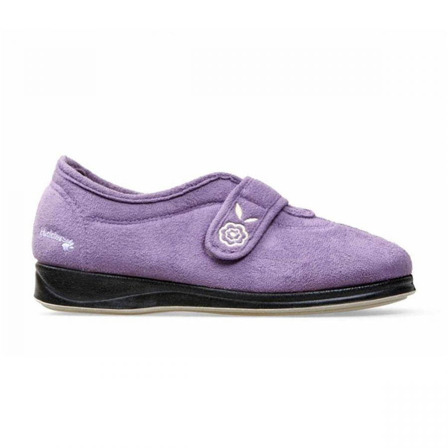 Padders Camilla Slippers - Lavender