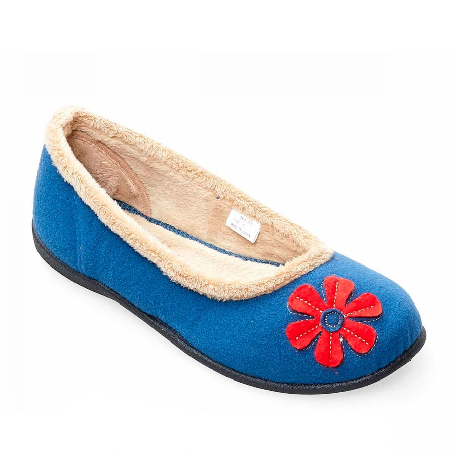 Padders Happy Slippers - Blue