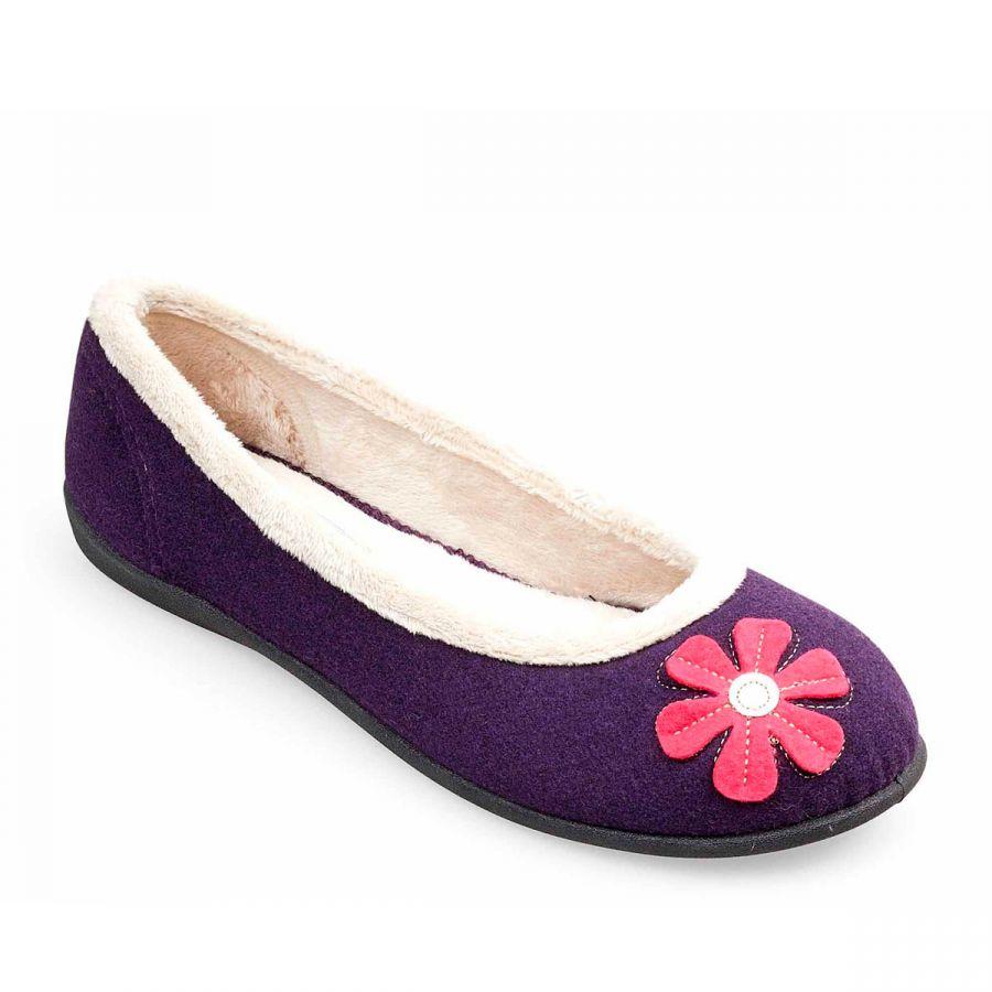 Padders Happy Slippers - Purple