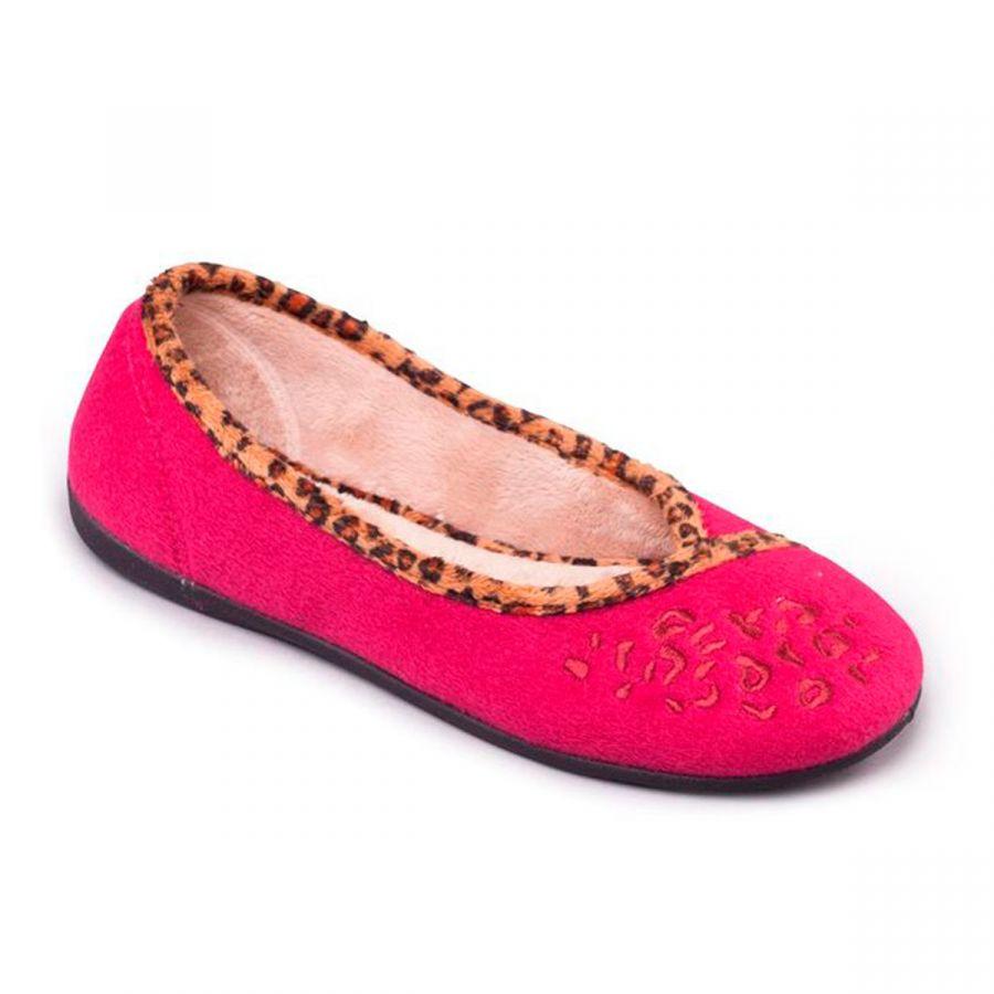 Padders Savannah Slippers - Cerise
