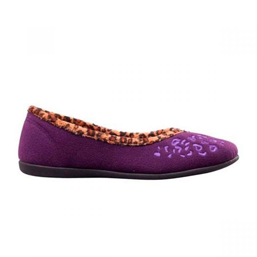 Padders Savannah Slippers - Purple